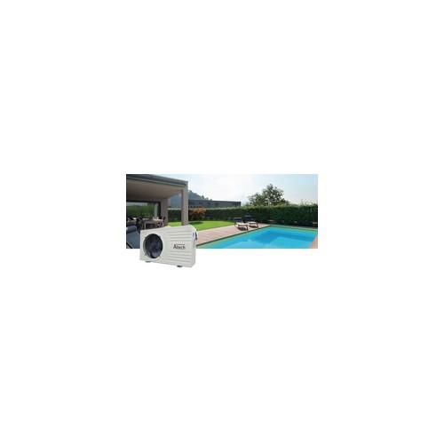 Pompe à chaleur piscine Altech 7,8kw